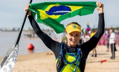 Pan: Brasil abre sexta-feira com ouro e prata no surfe stand-up paddle
