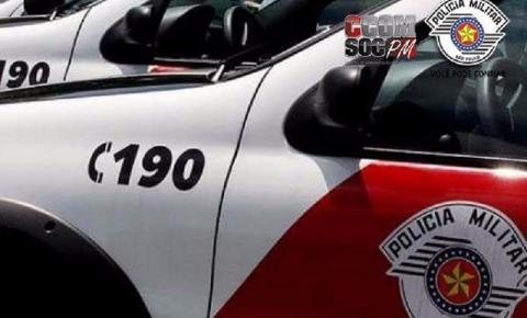 Após denúncia, Polícia Militar cumpre mandado de prisão em Salmourão/SP