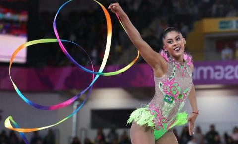 Ginástica rítmica ganha ouro nos Jogos Pan-Americanos de Lima