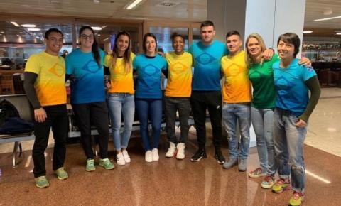Judô brasileiro chega ao Peru para a disputa dos Jogos Pan-Americanos Lima 2019