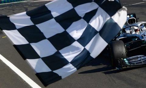 Estrategia vencedora da Mercedes na Hungria foi discutida durante sete voltas