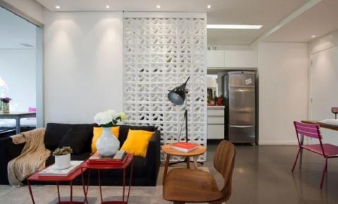 As mil formas de dividir ambientes sem paredes
