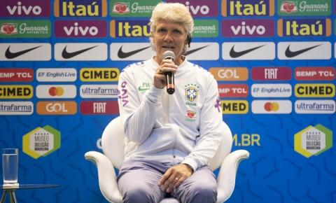 Seleção Brasileira Feminina disputará Torneio Amistoso no Brasil