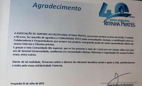 Ritinha Prates registra BO contra suposto golpe virtual