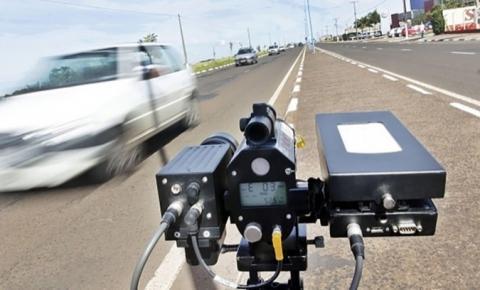 Fim dos radares móveis está previsto para próxima semana