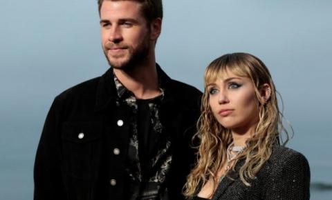 Miley Cyrus e Liam Hemsworth se separam após 8 meses casados