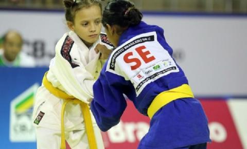 Brasileiro Sub-13 reunirá mais de 360 judocas em Curitiba neste final de semana