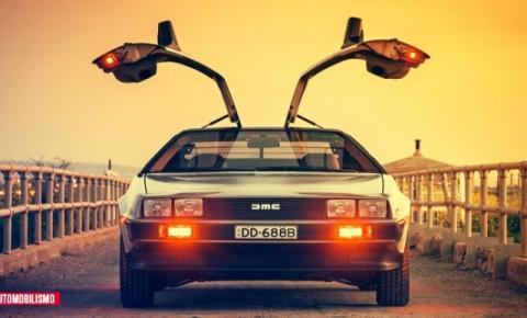 A incrível história do DeLorean DMC-12, o carro da trilogia De Volta para o Futuro