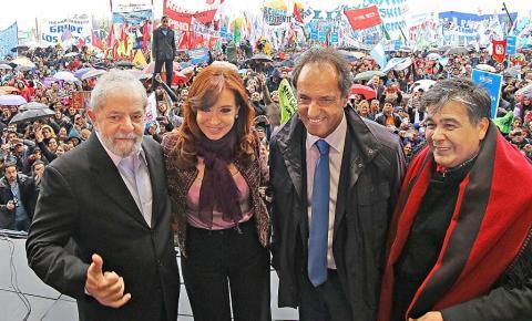 Possível futuro presidente da Argentina divulga abaixo-assinado pedindo a libertação de Lula