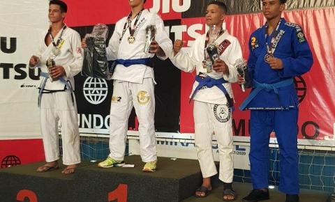 Araçatubense Pedro Loverdi conquista medalha de ouro nesse final de semana em campeonato na cidade de Mirassol