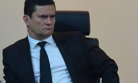 "Sérgio Moro defende ""cárcere duro"" para o PCC"