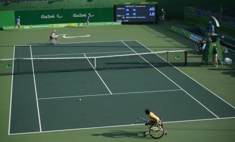 Parapan de Lima: ouro no tênis em cadeira de rodas dá vaga para Tóquio