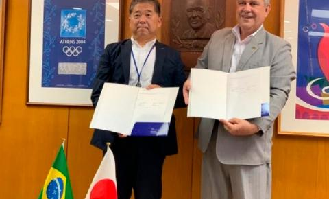 Mizuno renova patrocínio à Confederação Brasileira de Judô e seguirá fornecendo material esportivo à seleção