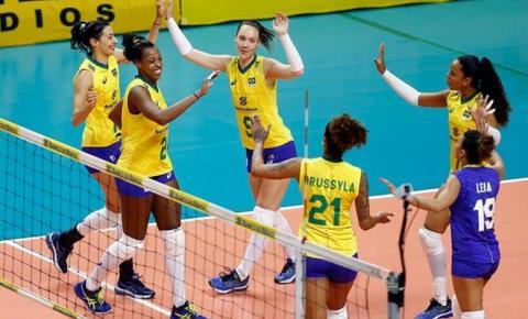 Vôlei feminino disputa Sul-Americano de olho em Copa do Mundo