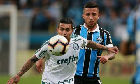 Palmeiras recebe Grêmio por vaga nas semifinais