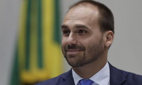 Eduardo Bolsonaro diz que Brasil não se