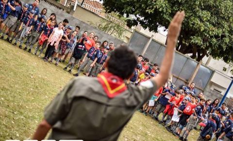 Encontro vai reunir 500 escoteiros em Araçatuba