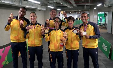 Brasil acredita em recorde na reta final dos Jogos Parapan-Americanos