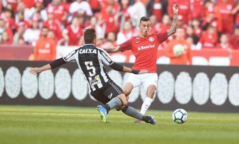 Botafogo viaja para encarar o Internacional