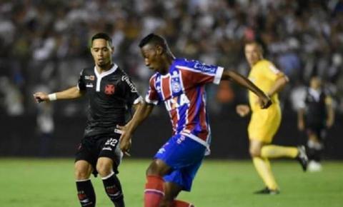 Pênalti perdido e Bahia estão na pauta do Vasco