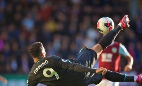 Firmino chega aos 50 gols na Premier League e alcança marca inédita