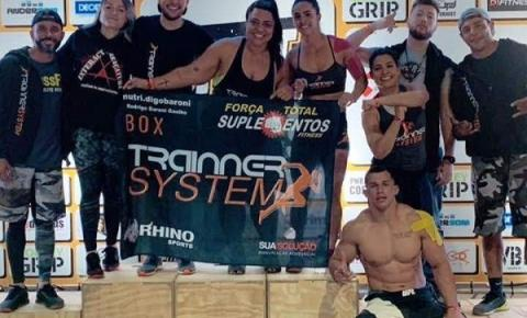 Equipe de Crossfit de Araçatuba participa de evento em Florianópolis e fica em 2° lugar na categoria Elite