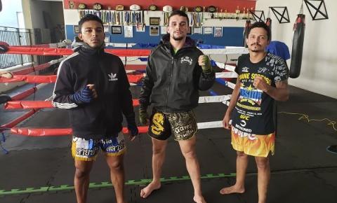 Atletas de Araçatuba disputam campeonato de Muaythai tradicional em Piracicaba este final de semana