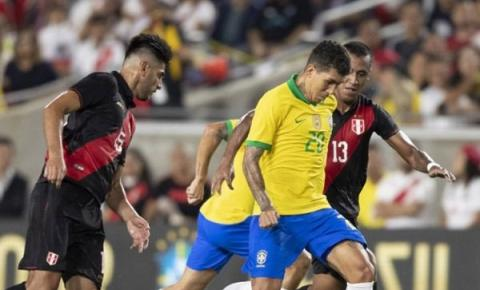 Seleção Brasileira é superada pelo Peru em amistoso em Los Angeles