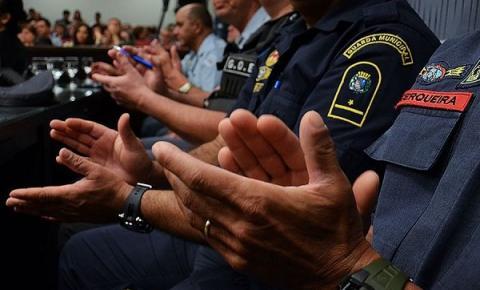 Sessão Solene vai homenagear profissionais da Segurança Pública