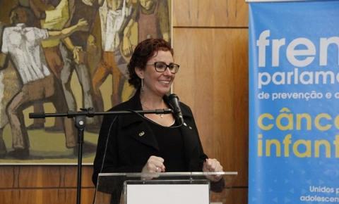 Carla Zambelli indica emendas para Araçatuba e Penápolis