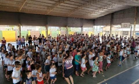 Agita Galera 2019 movimentou mais de 10 mil participantes entre alunos, familiares e servidores