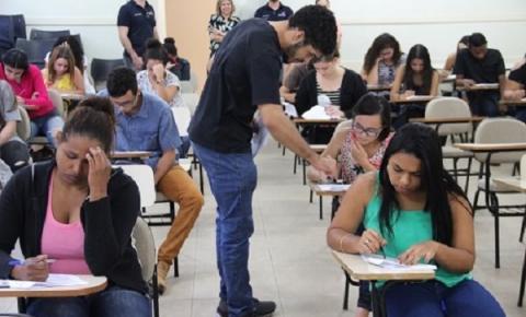 Prova para contratação temporária de profissionais de apoio e cuidador social acontece neste domingo em Andradina