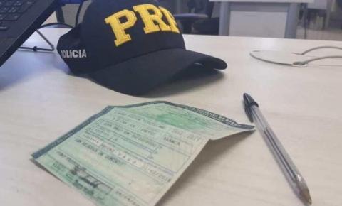PRF oferece modalidade de recolhimento virtual de documento para facilitar a vida do cidadão