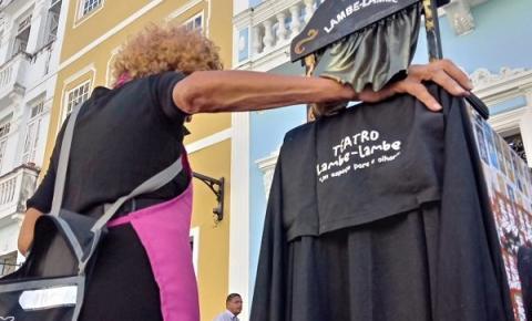 MINI - Festival de Teatro Lambe-Lambe de Rio Preto apresenta  dez espetáculos em três dias de programação gratuita