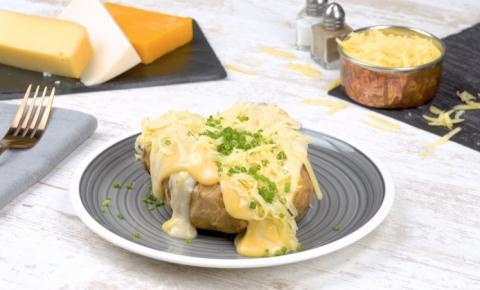 4 ideias deliciosas de batatas recheadas