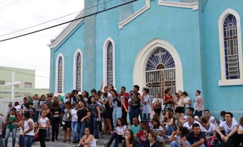 Dia Nacional da Juventude na Diocese reúne centenas em Castilho
