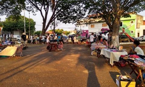 Feira de Mangaio integra a programação de festival de teatro neste domingo (20), em Araçatuba