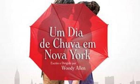 Em novo filme, Woody Allen reúne de novo a chuva e outros protagonistas que talvez você nunca tenha percebido