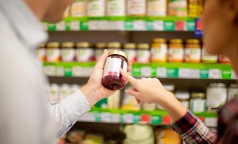 Sugestões para rótulos de alimentos podem ser feitas até dezembro