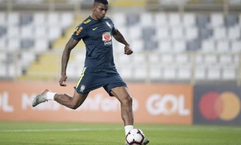 Conheça Wesley Moraes, o novo atacante da Seleção Brasileira