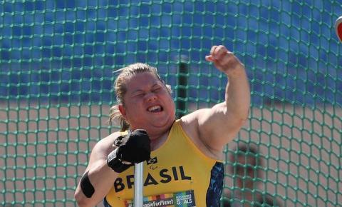 Madrugada começa dourada para o Brasil no Mundial de Dubai