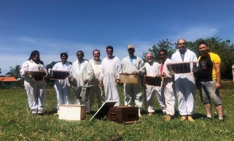 Produtores rurais de Araçatuba se profissionalizam em apicultura