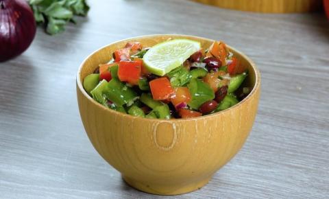 3 saladas super fáceis e deliciosas