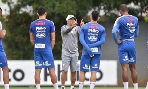 Para garantir vice do Brasileirão, Santos FC visita Athletico-PR nesta quarta (04), em Curitiba