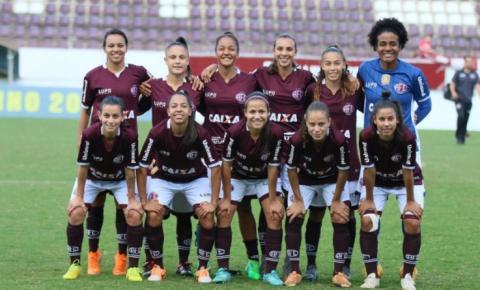 Ferroviária, o time feminino que disputa forças com Santos e Corinthians