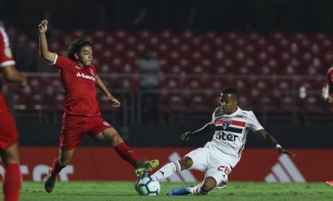 Tricolor vence o Inter e assegura a vaga na fase de grupos da Libertadores