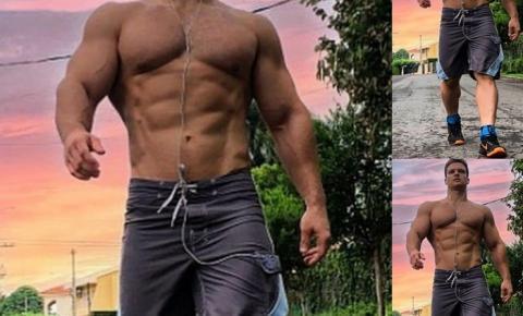 João Natural: Bodybuilding Araçatubense