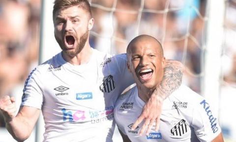 Faixa carimbada: Santos FC goleia Flamengo na Vila Belmiro e é vice-campeão brasileiro