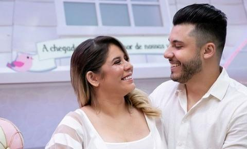 Marília Mendonça dá à luz primeiro filho: