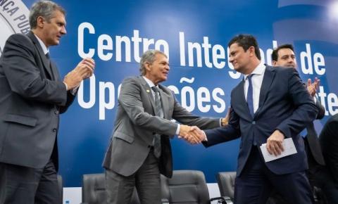 Centro inaugurado em Foz do Iguaçu vai combater crimes de fronteira